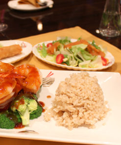 Lunch Menu A Platters